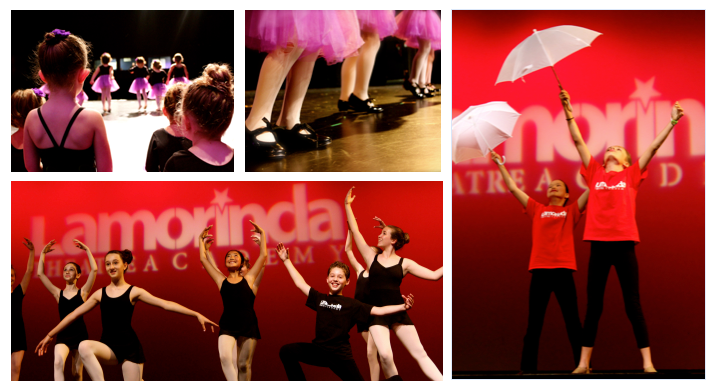 recital 2015 collage