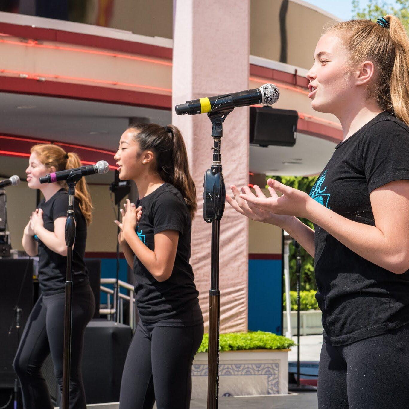 Performing Ensemble - Disneyland 2017